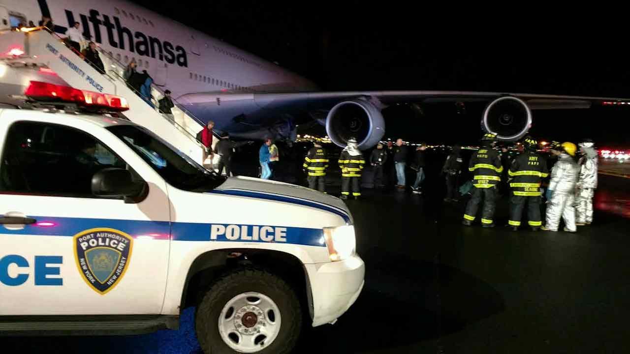 Lufthansa flight diverted to JFK Airport after bomb threat