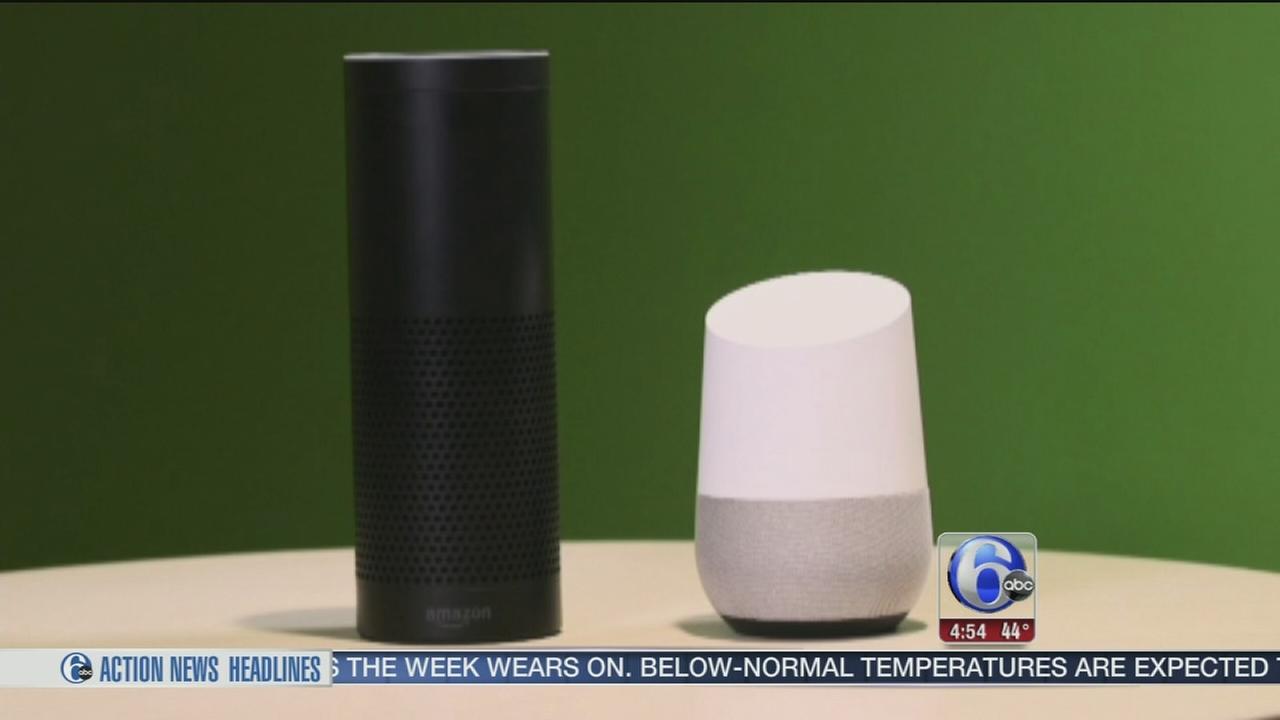 Consumer Reports: Amazon Echo vs. Google Home