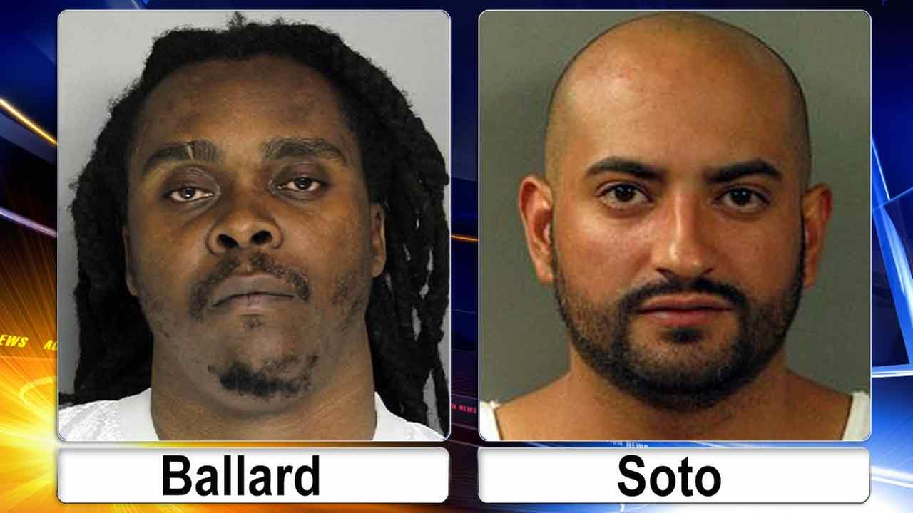 1 suspect arrested, another identified in Parx Casino robbery