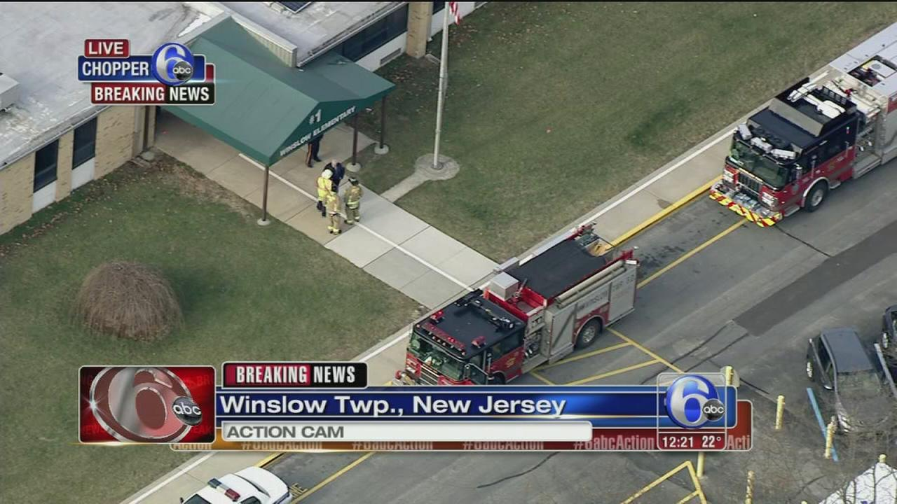 2 children pass out at Winslow Twp. elementary school