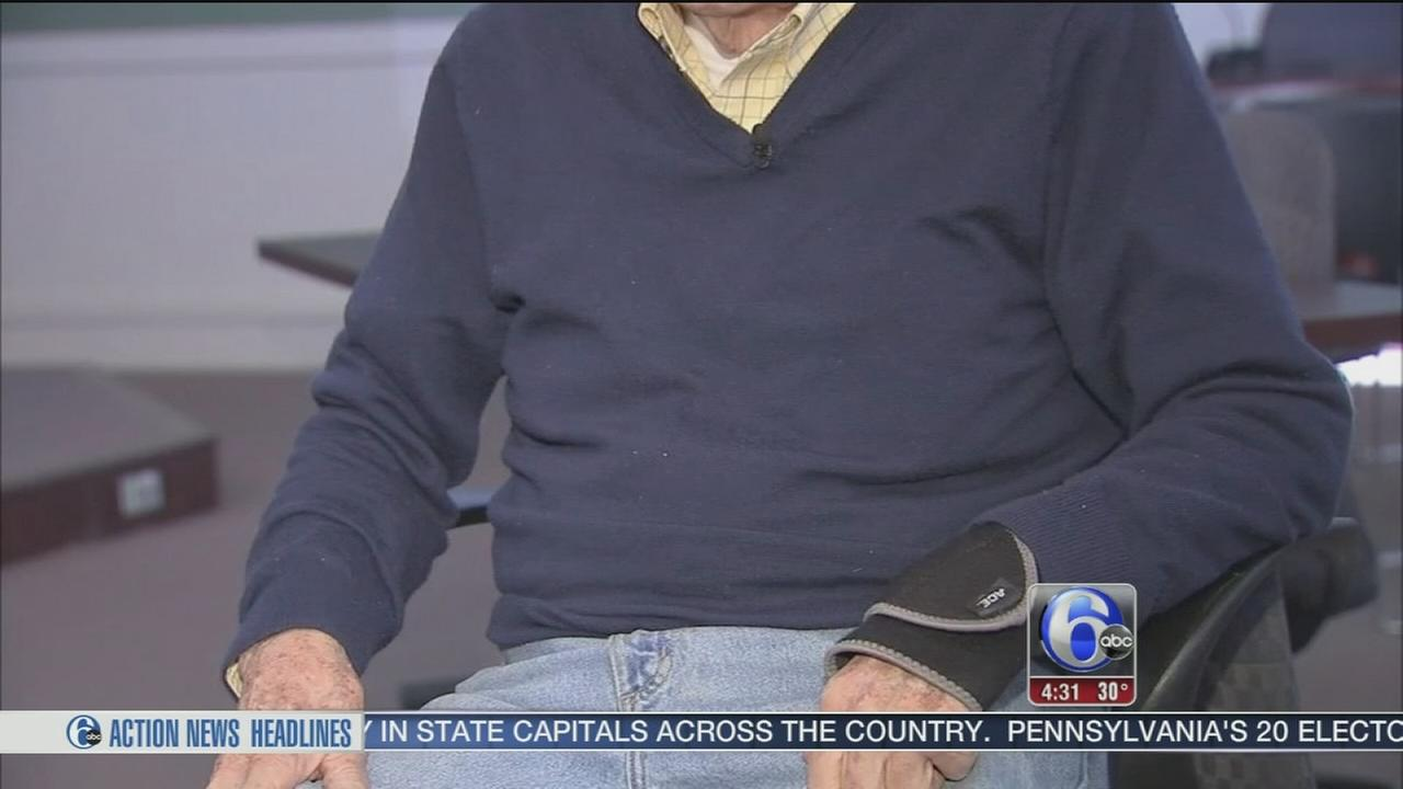 VIDEO: Elderly man scammed out of thousands of dollars