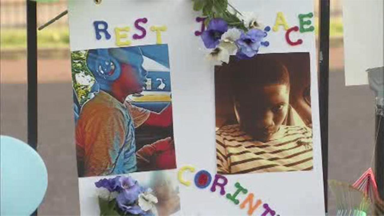 VIDEO: Memorial held for Hunting Park teen who drowned