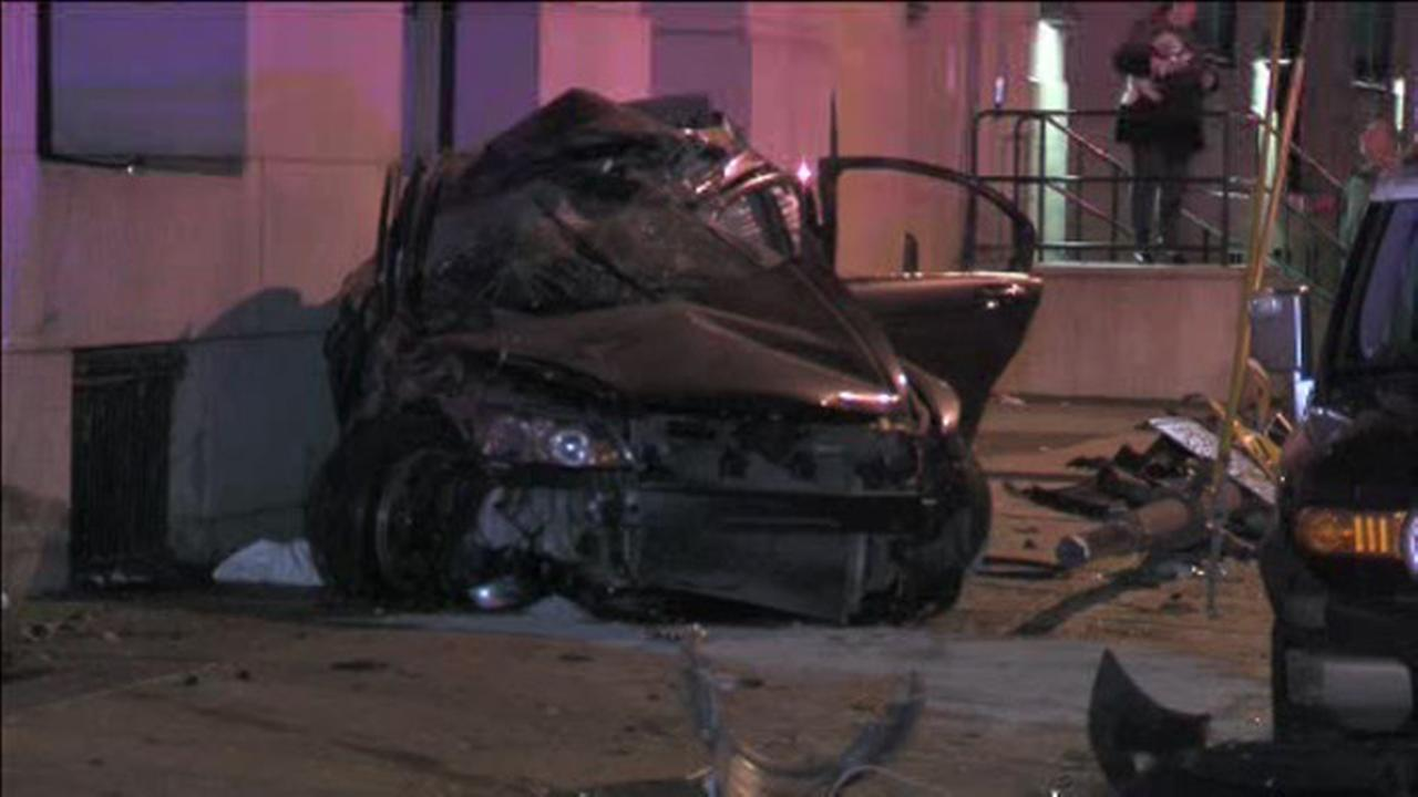 Man killed in Christmas Day crash in South Philly ID'd