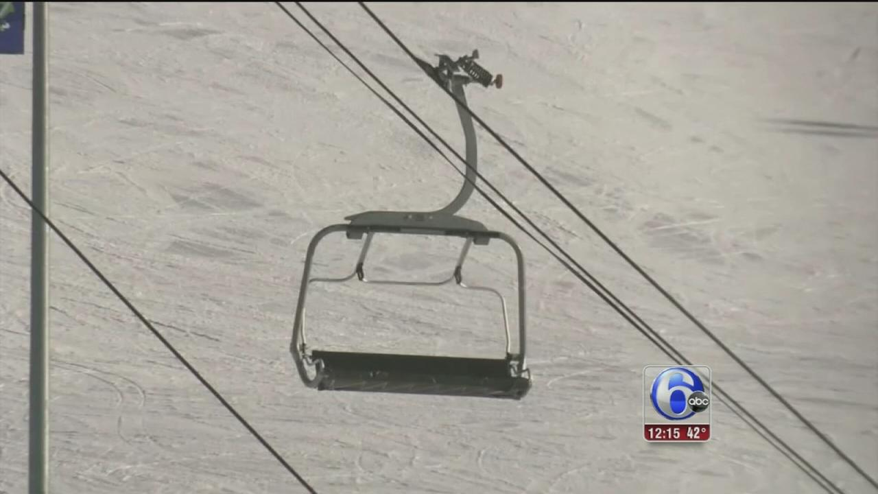 VIDEO: Mother killed in ski lift accident