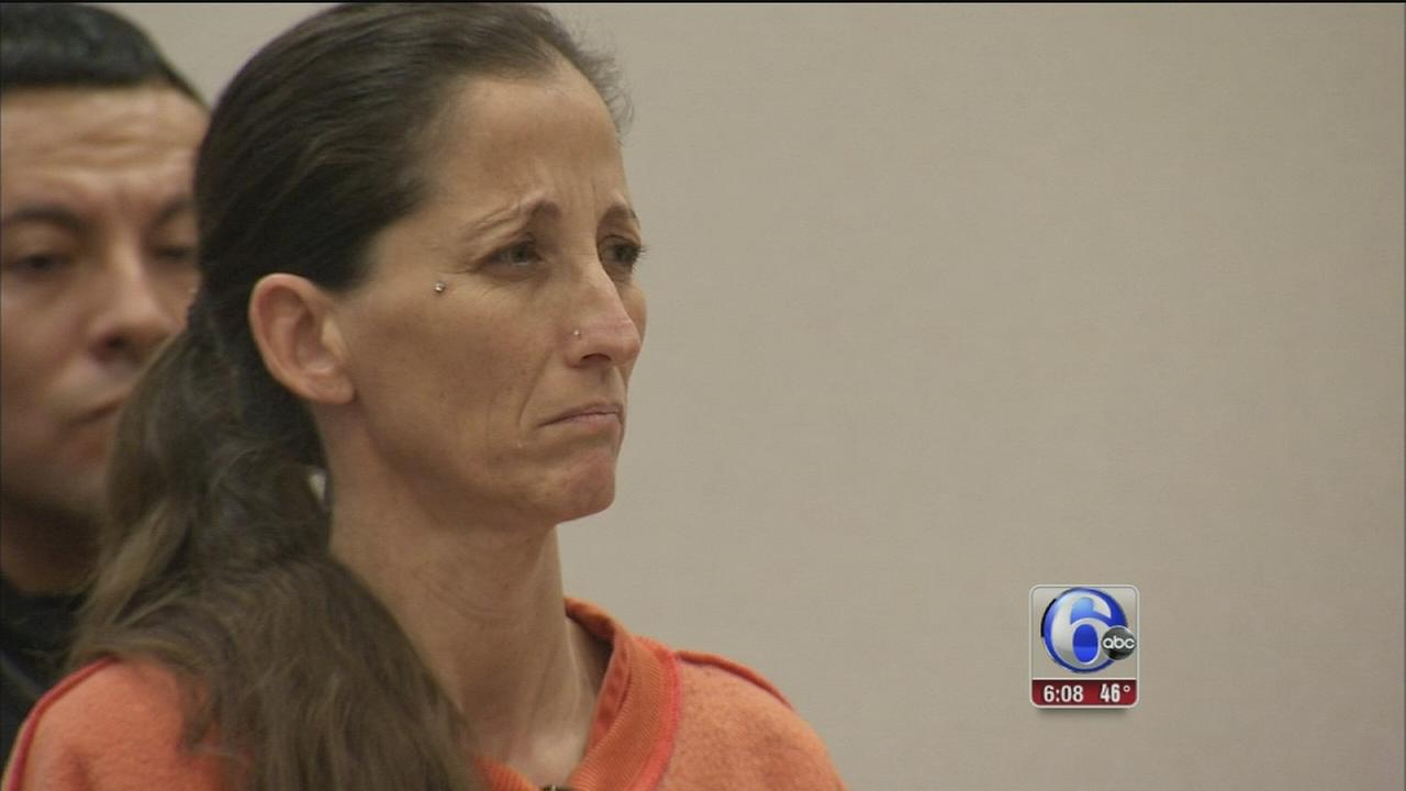 Woman accused of stalking NJ family appears in court