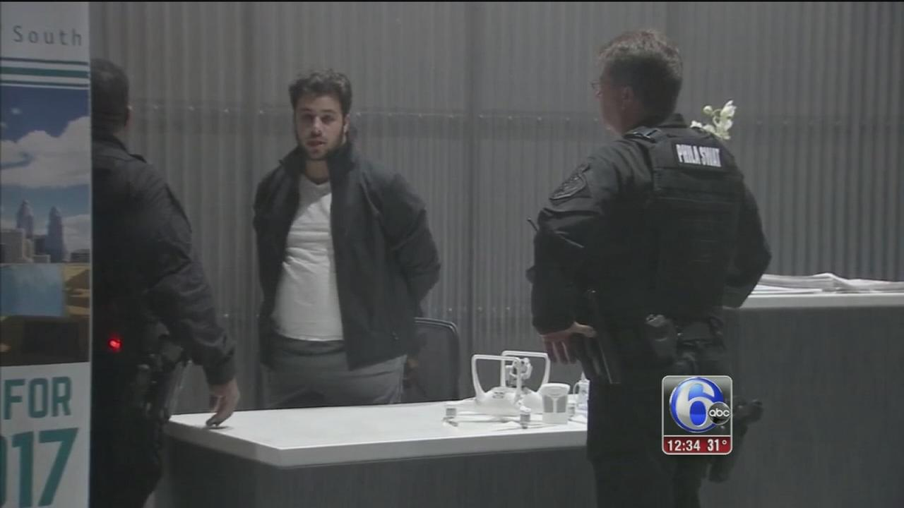 Trial set for Drexel student in drone case