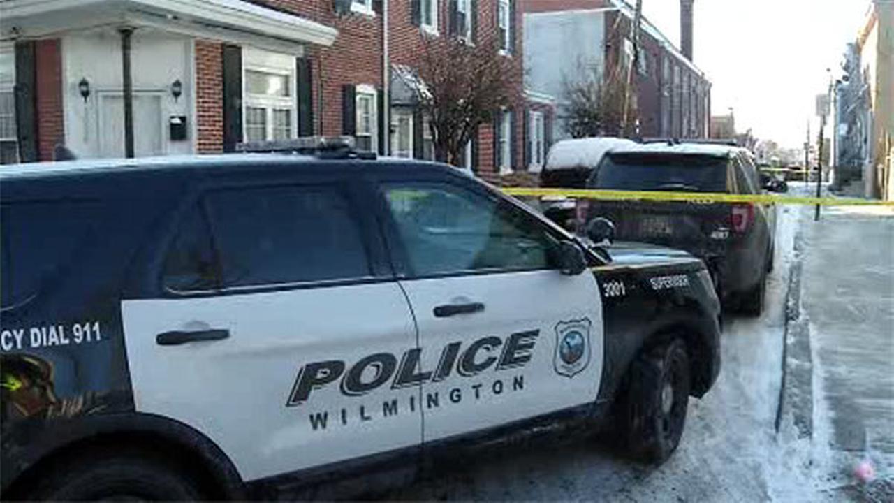 Man's body found in vehicle in Wilmington, Delaware