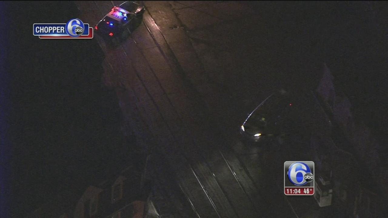 Man struck in Darby hit-and-run; driver sought