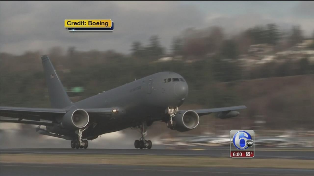New Jersey base to get new refueling tankers