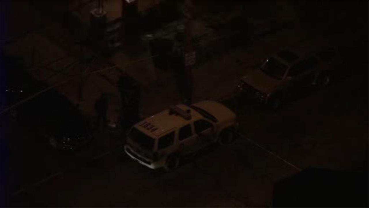 Police are investigating after two men were shot in West Philadelphia.