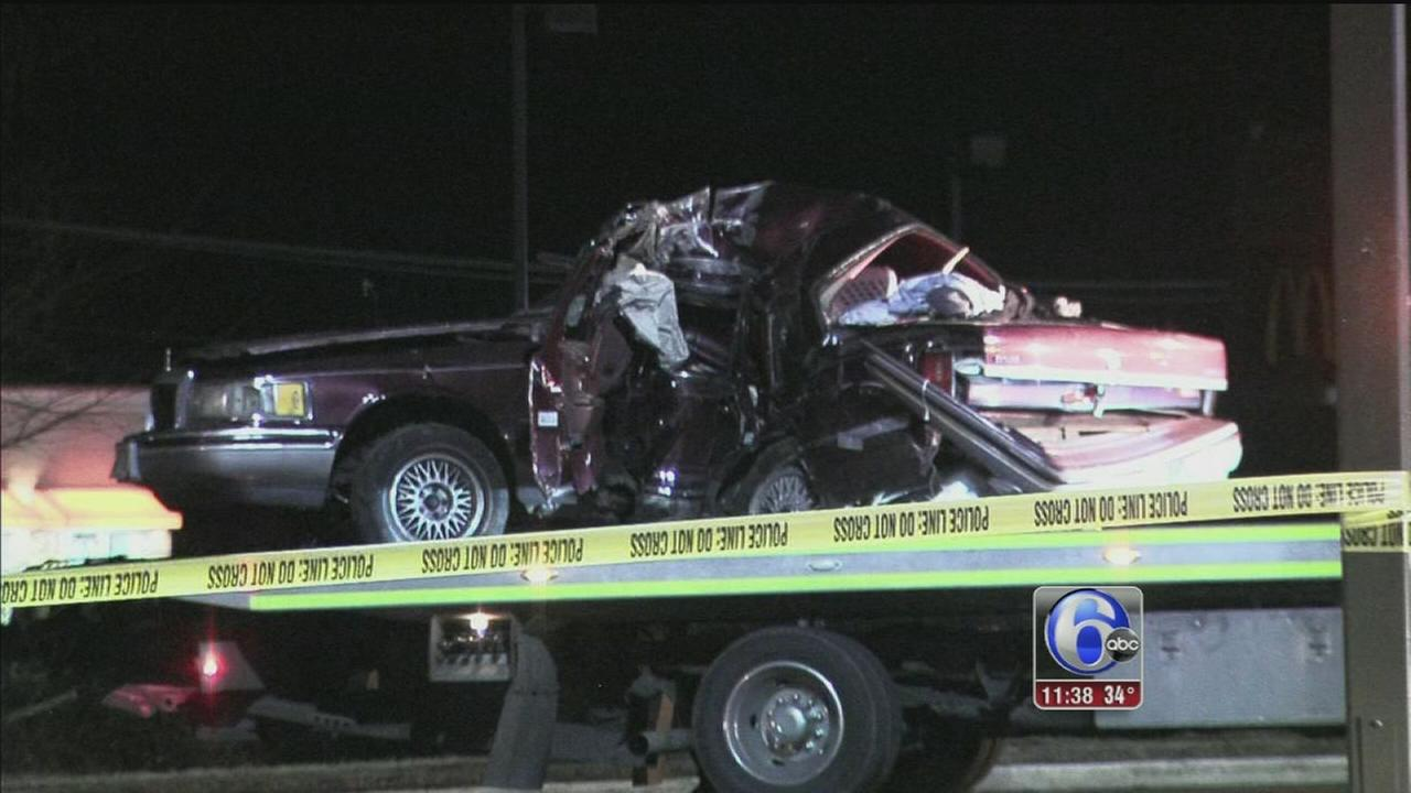 Driver killed after slamming car into pole IDd