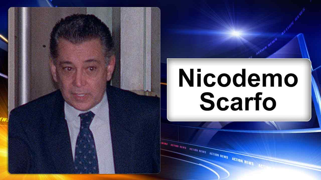 Reputed organized crime boss Nicodemo Little Nicky Scarfo.