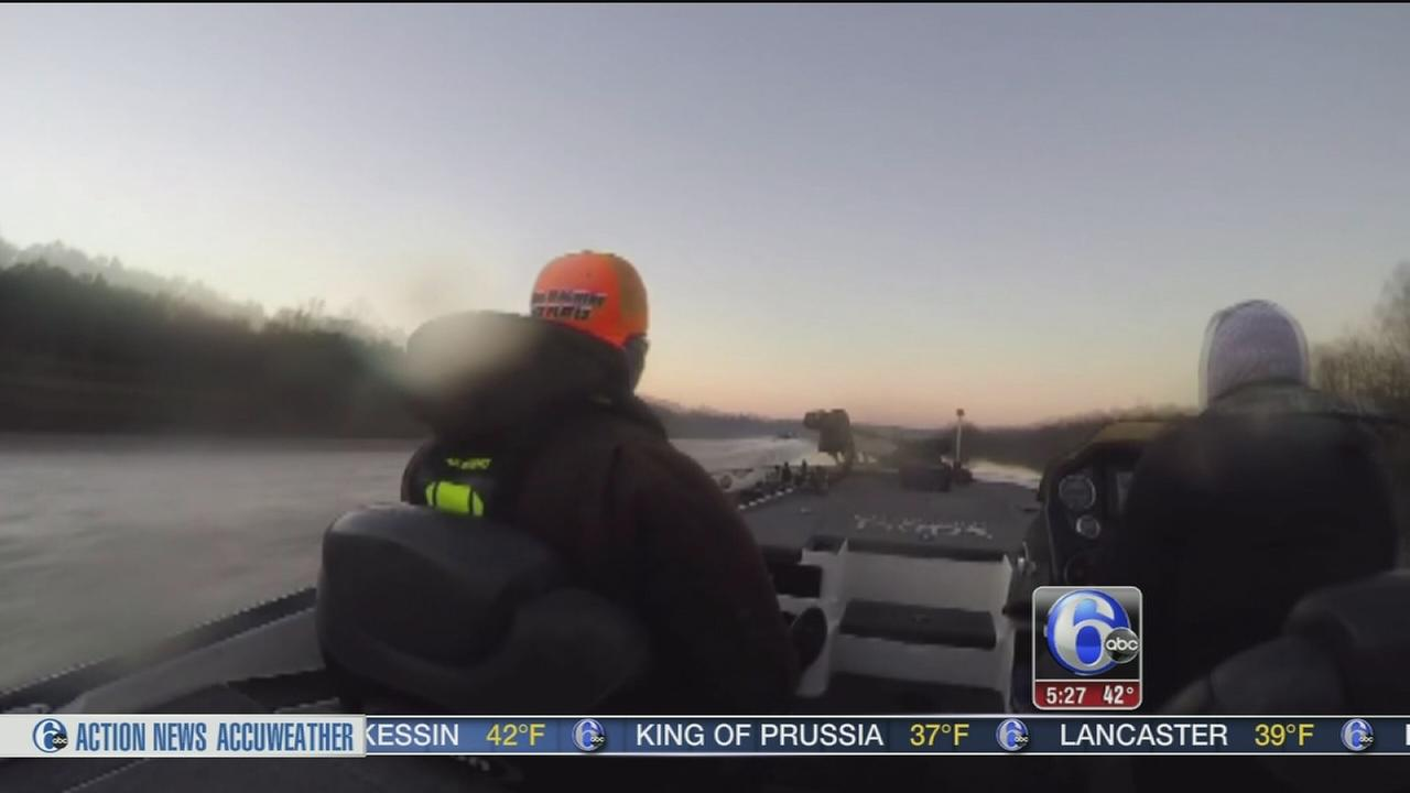 Students ejected from boat during tournament