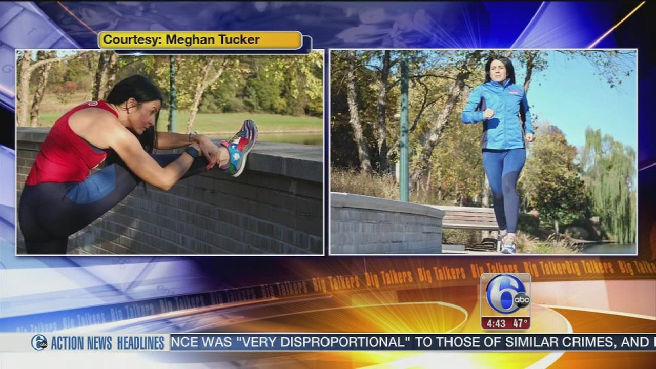 Runners take on Triple 7 Quest: 7 marathons, 7 days, 7 continents