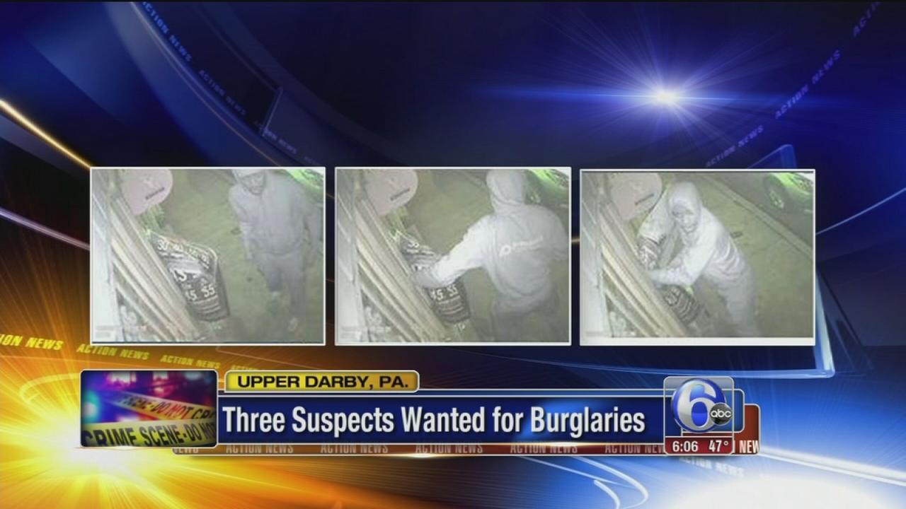 Burglary string