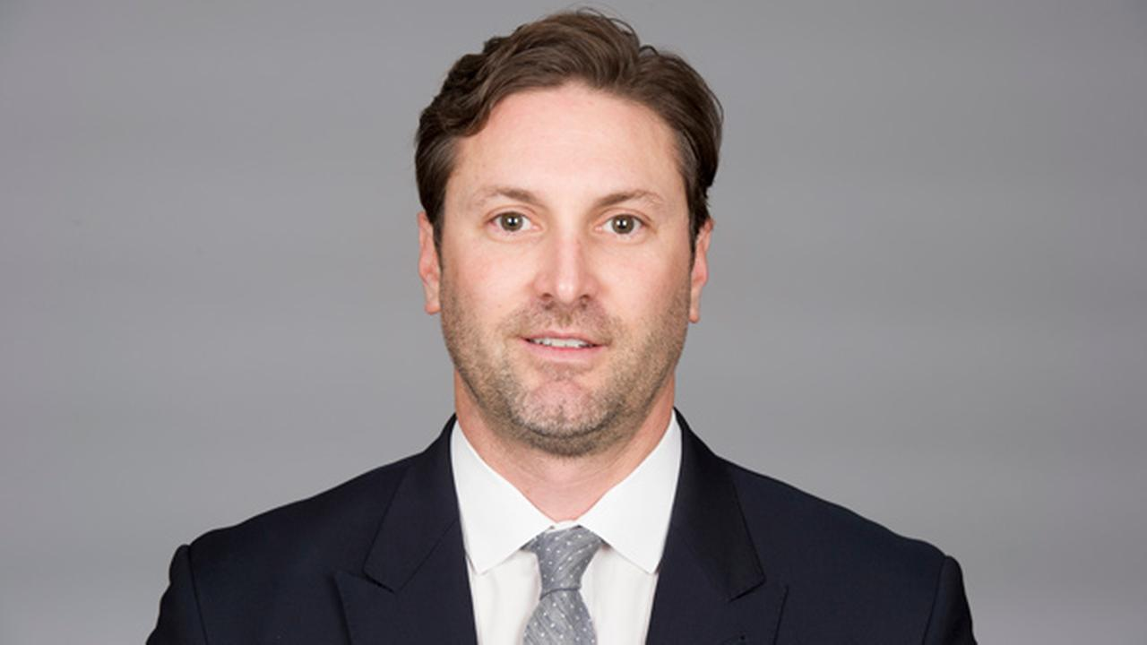 This is a 2015 photo of Mike Groh of the Chicago Bears NFL football team.