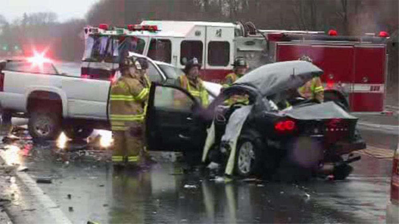 Wilmington man killed in Route 141 crash ID'd