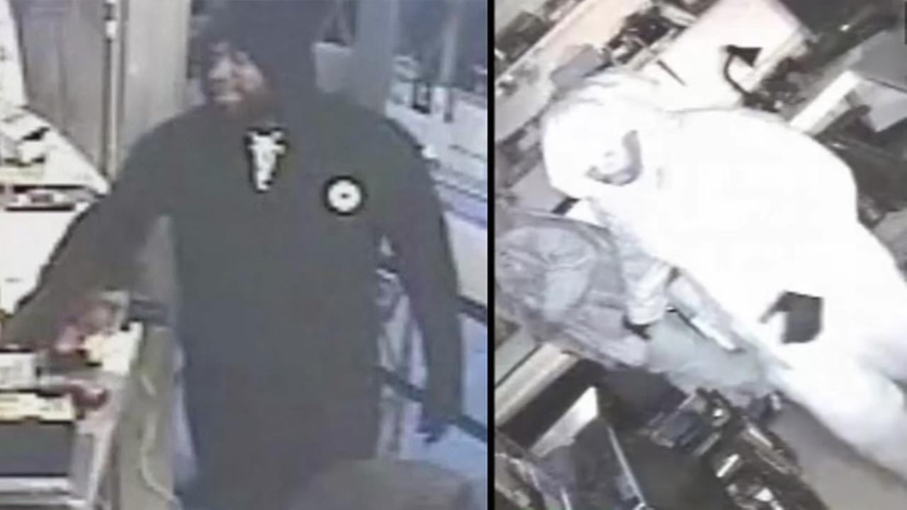 Gunmen rob University City computer store