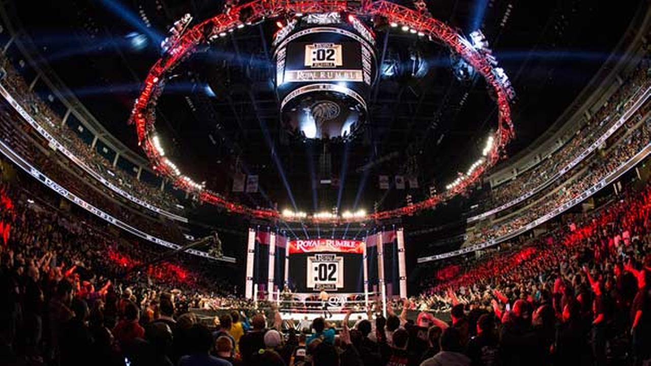 WWE Royal Rumble coming to Philadelphia in 2018