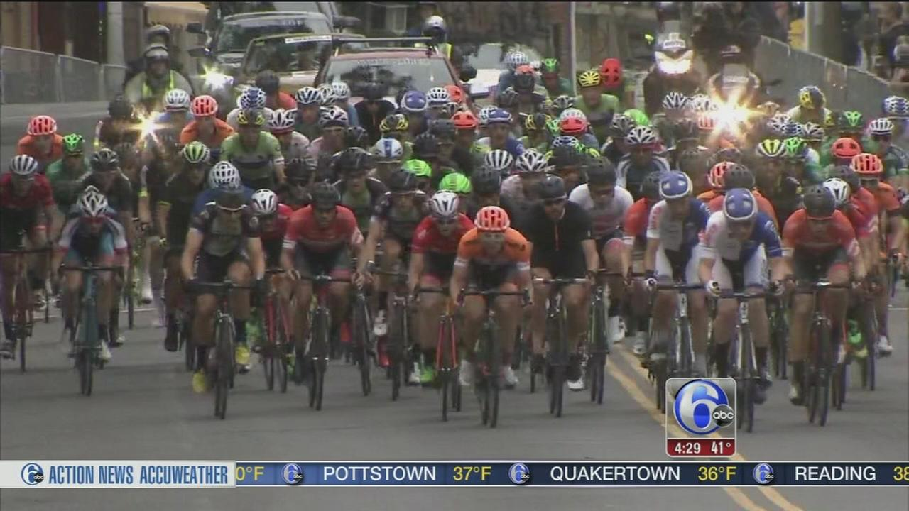 Philadelphia cycling race cancelled for 2017