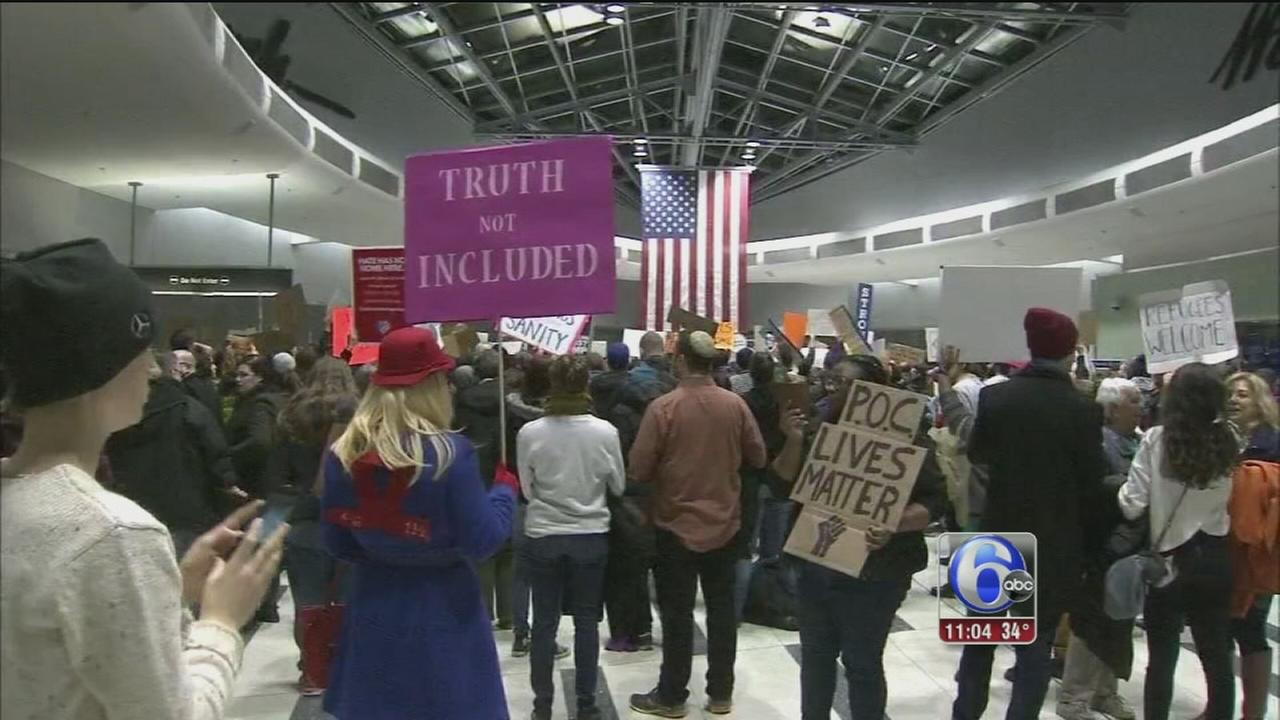 2 Syrian families detained at PHL, then put on flight back home