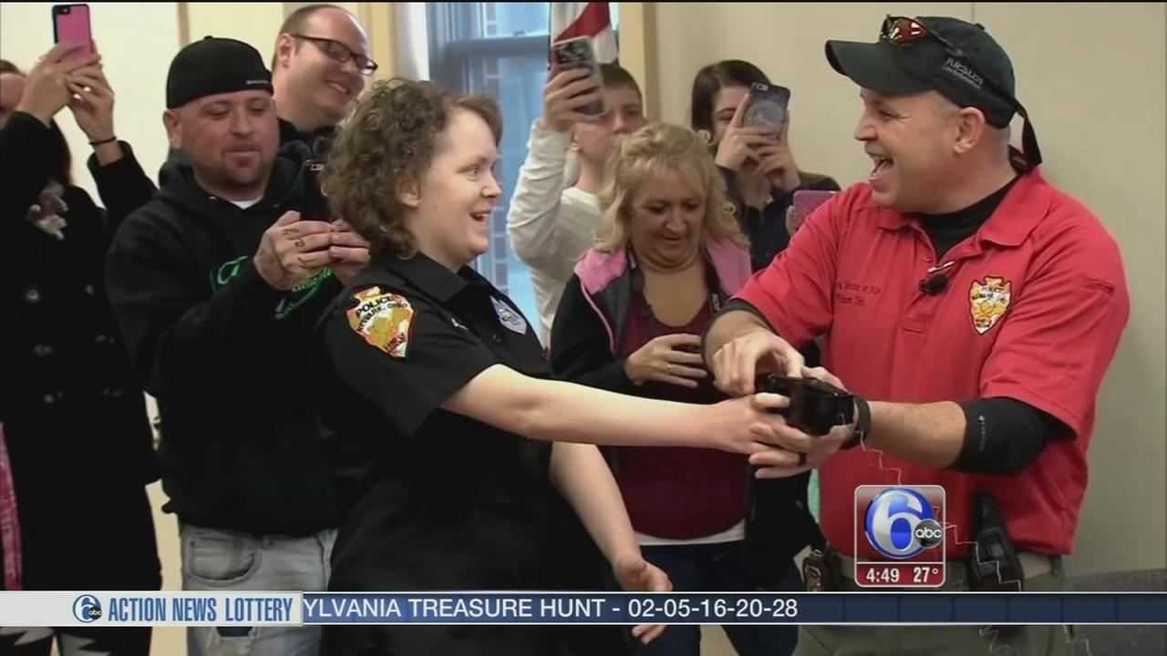 Ohio teen gets to fulfill shocking bucket list wish