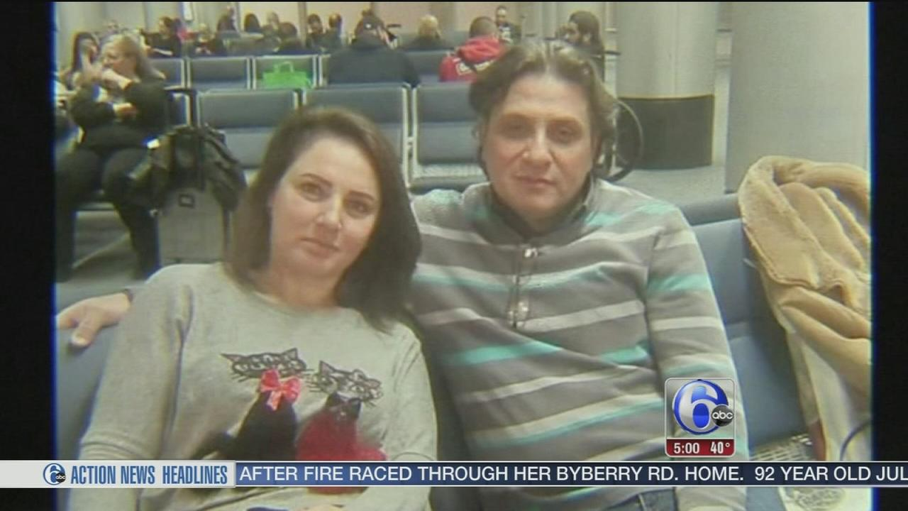 Local family suing Trump administration over denied entry