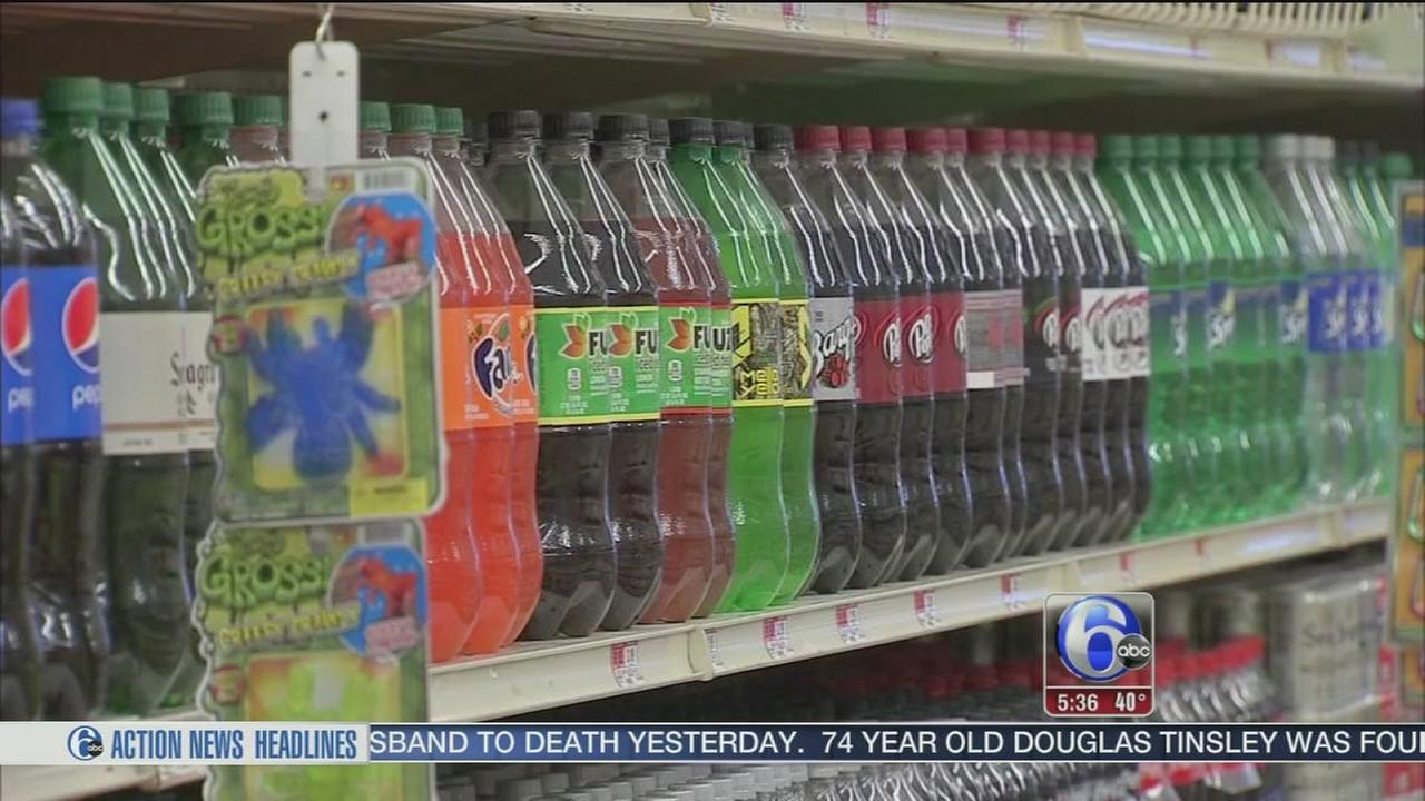 Beverage tax impact on city stores
