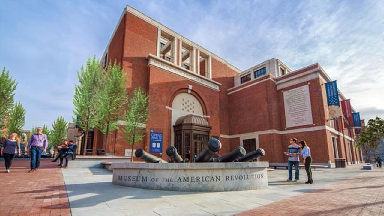 The Museum of the American Revolution opens April 19.