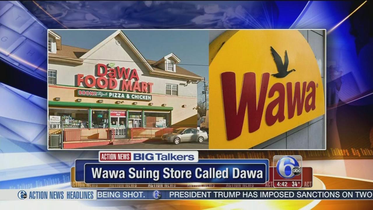 Wawa vs. Dawa: Big chain sues NJ convenience store over name