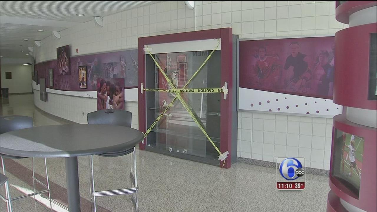 Kobe Bryant memorabilia stolen from Lower Merion High School