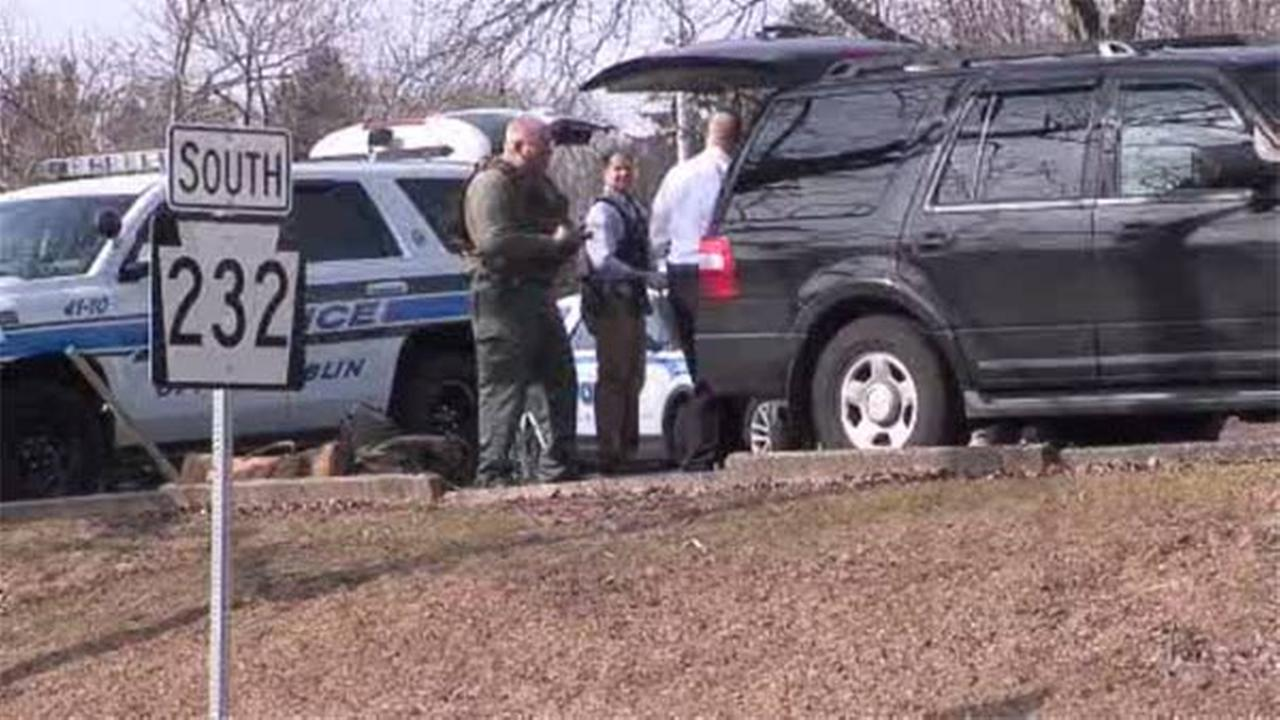 Person barricaded inside Lower Moreland Twp. home