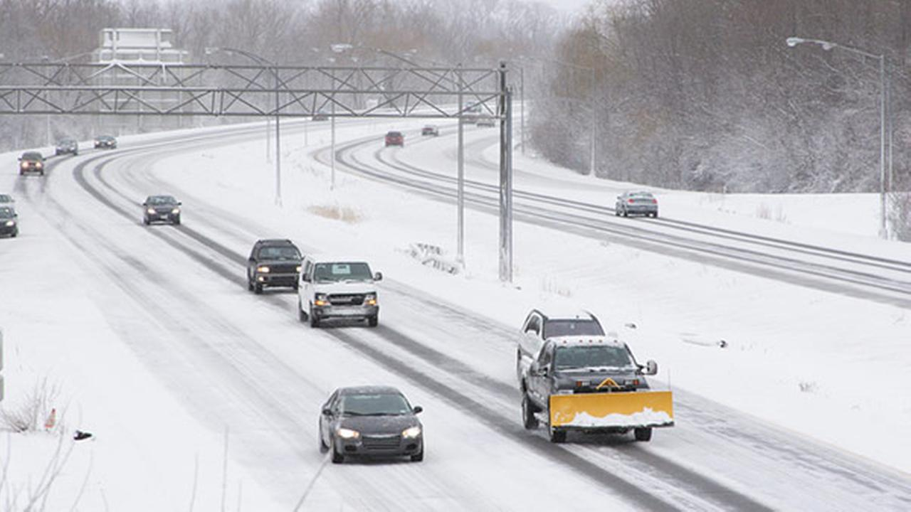 Several highway restrictions announced ahead of snowstorm