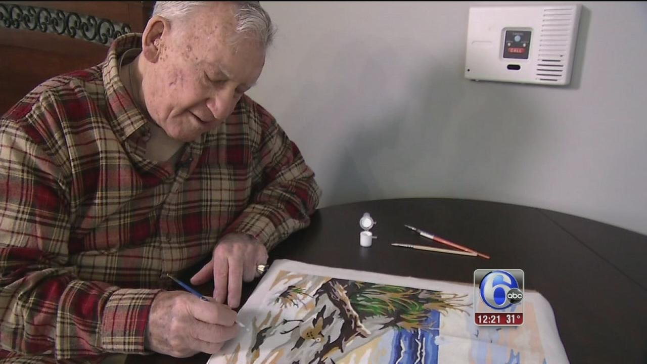 Art of Aging: Paint by Numbers
