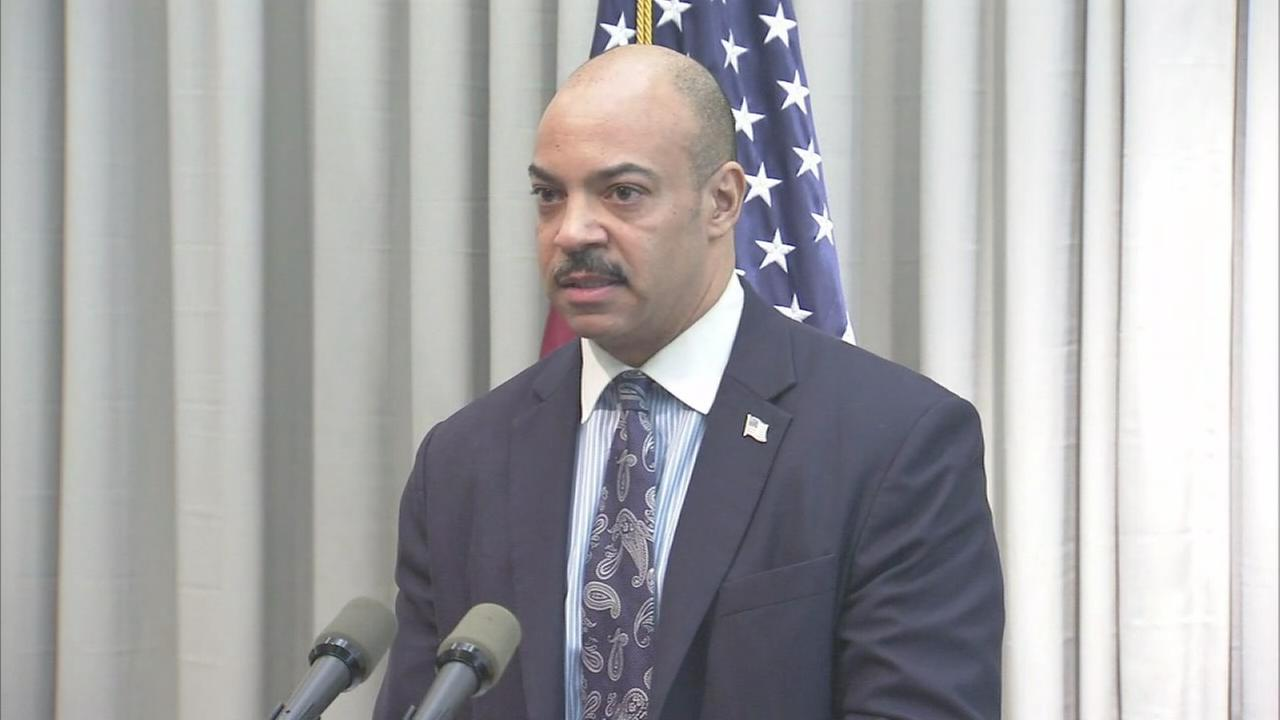 RAW VIDEO: Seth Williams announcement
