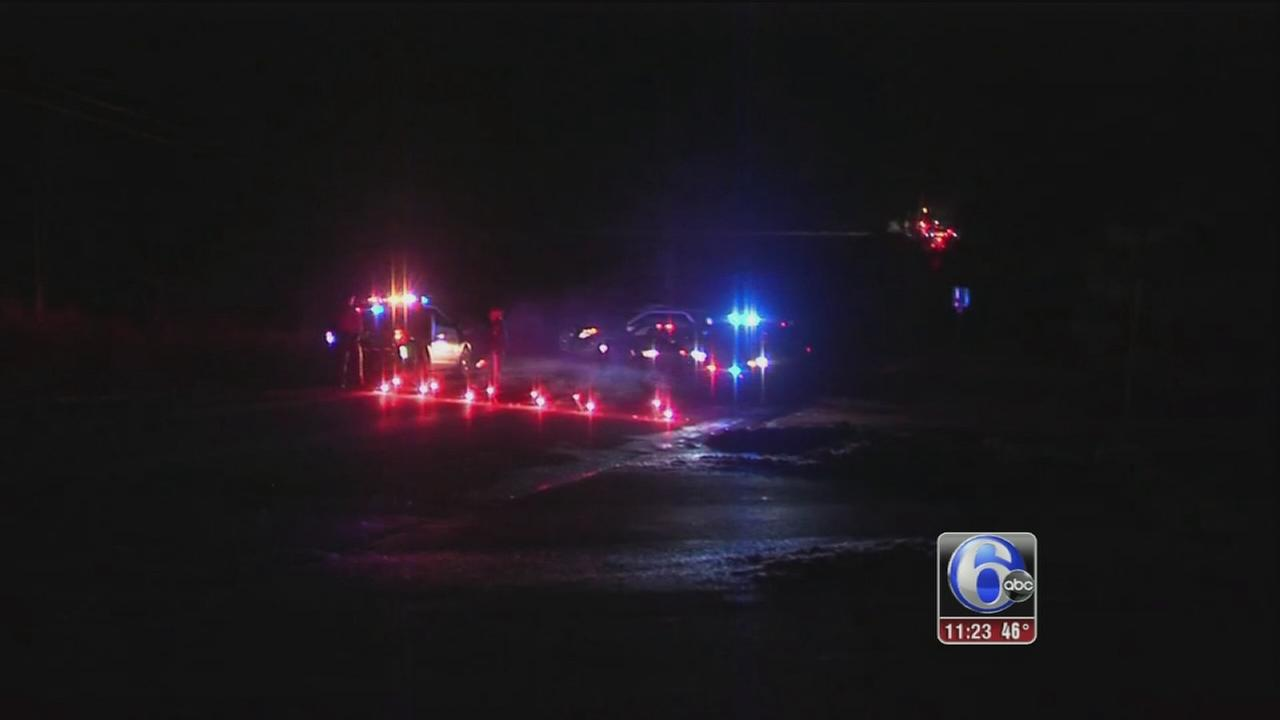 3 injured after 2 vehicles collide in Bucks County