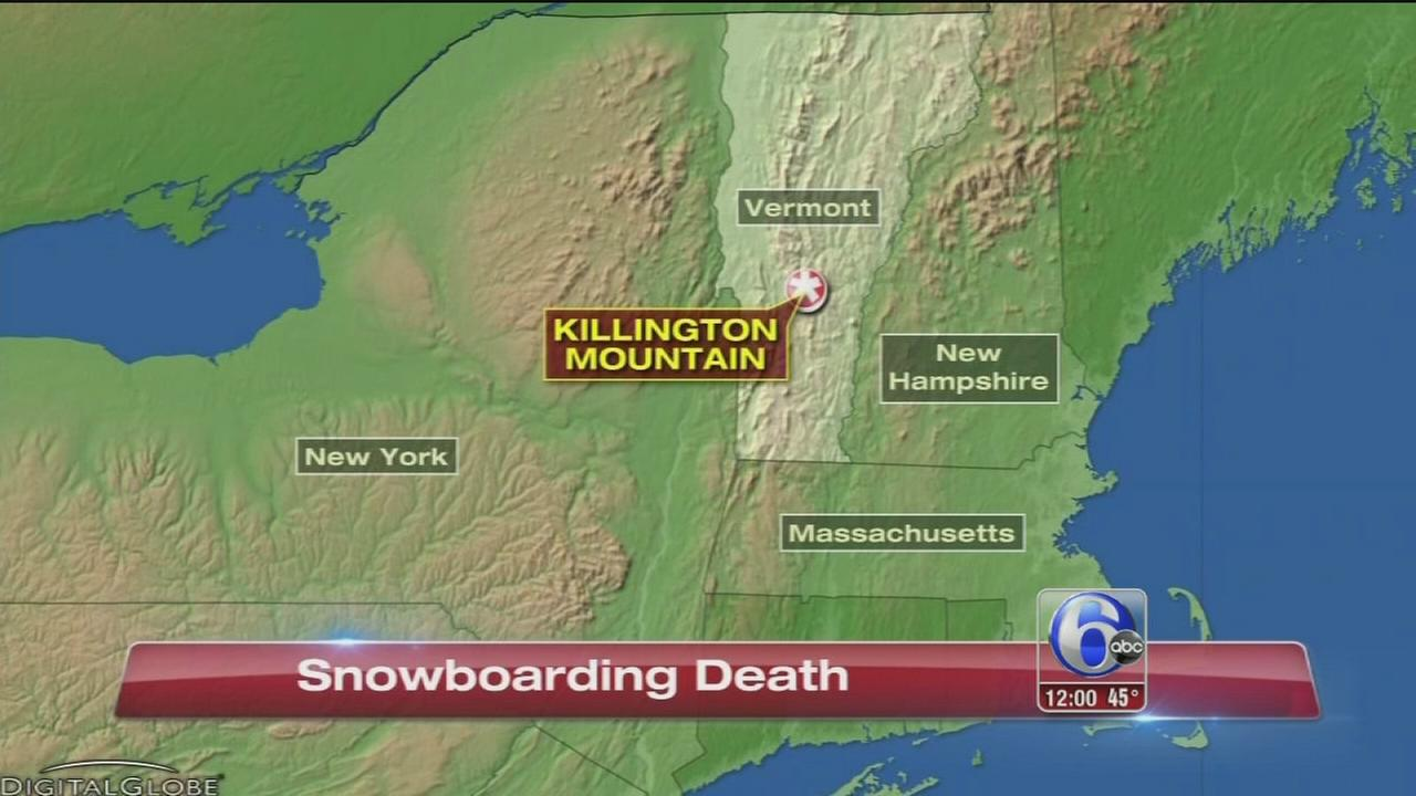 Toms River man killed in snowboarding accident in Vermont