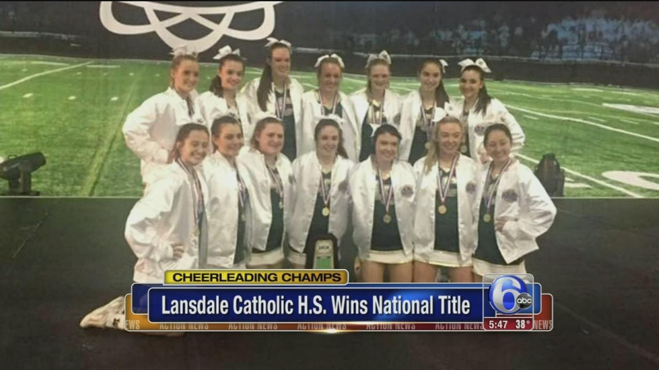 Lansdale Catholic wins National Title