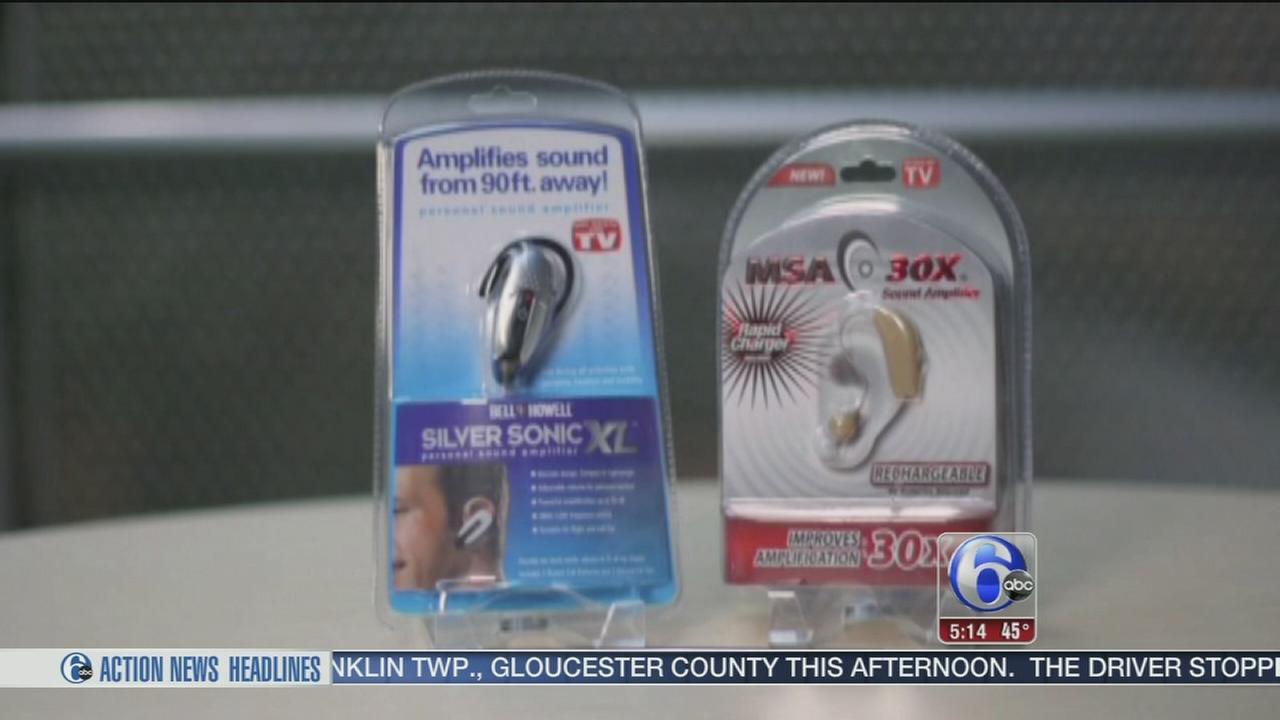 Consumer Reports: Hearing aid alternative