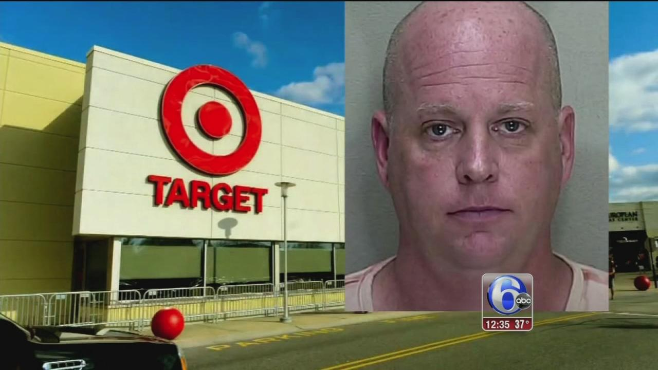 Florida man accused in plot to bomb Target stores