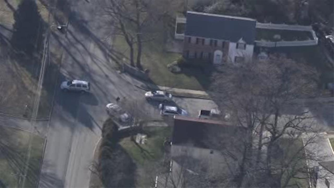 Suspect in custody after Delco barricade situation