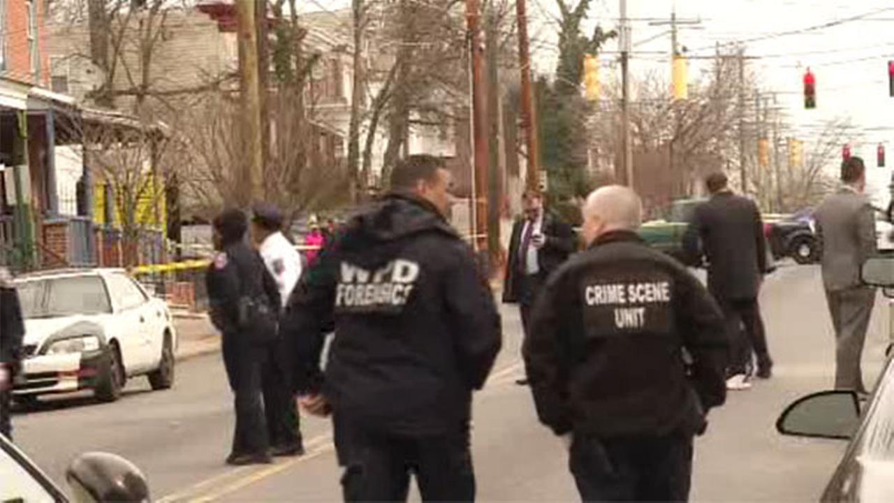 1 dead in double shooting in Wilmington