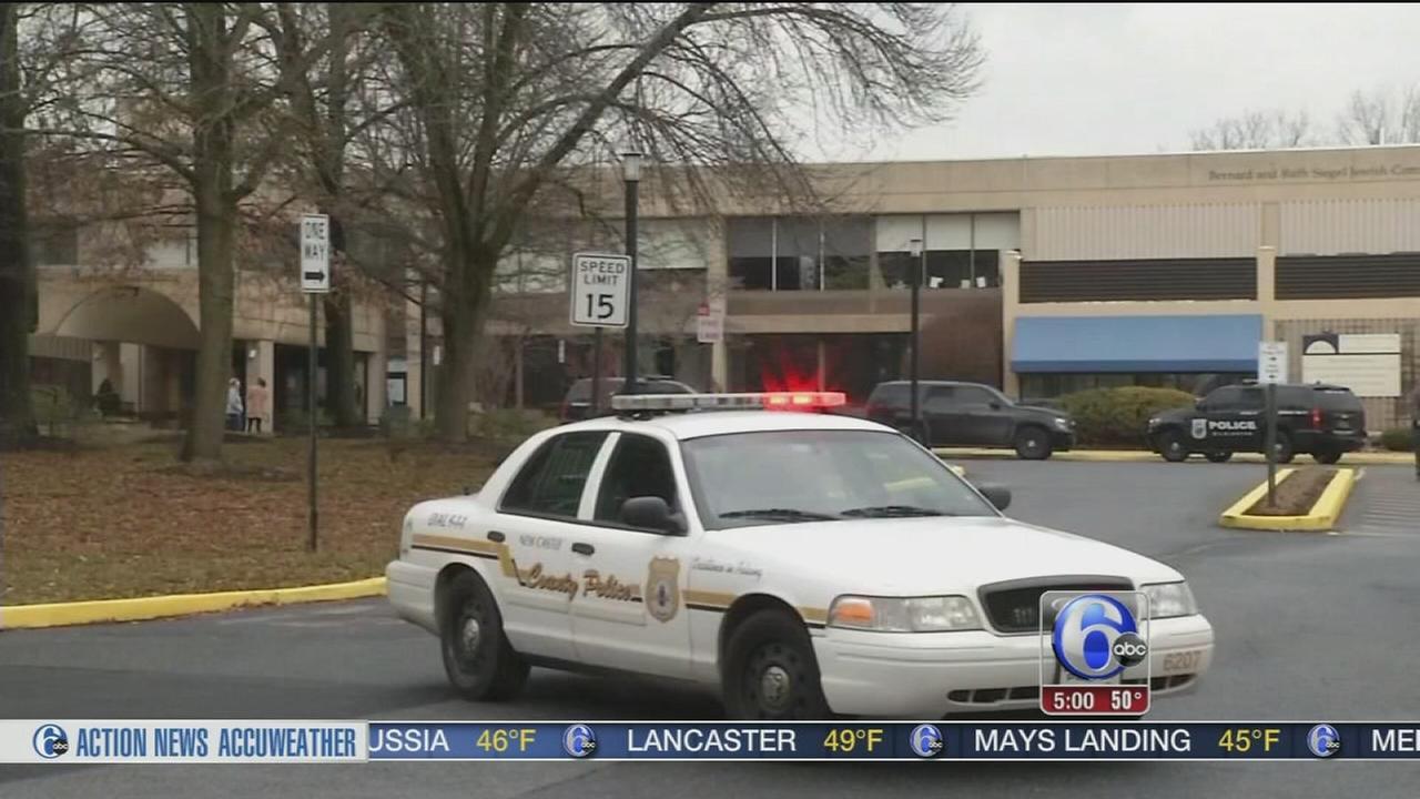 Jewish Community Centers face bomb threats
