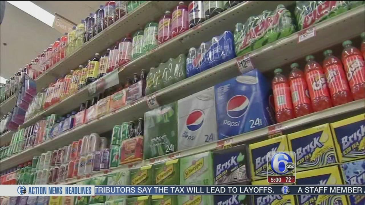 Philly mayor: $5.7M beverage tax haul doubles projections