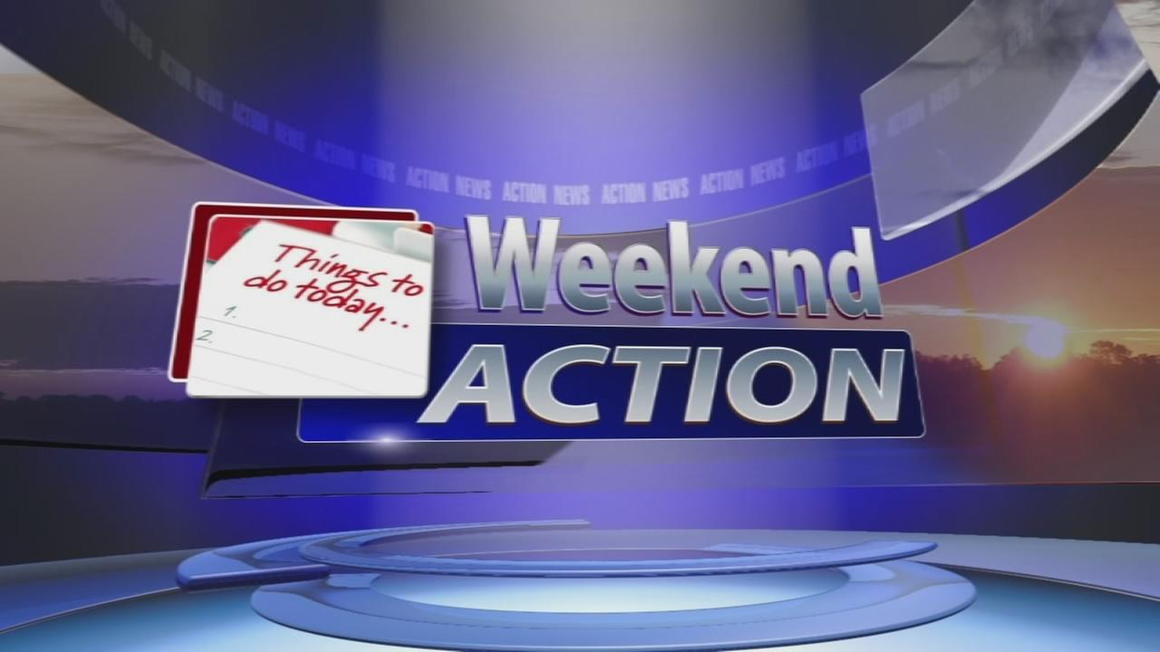 VIDEO: Weekend Action
