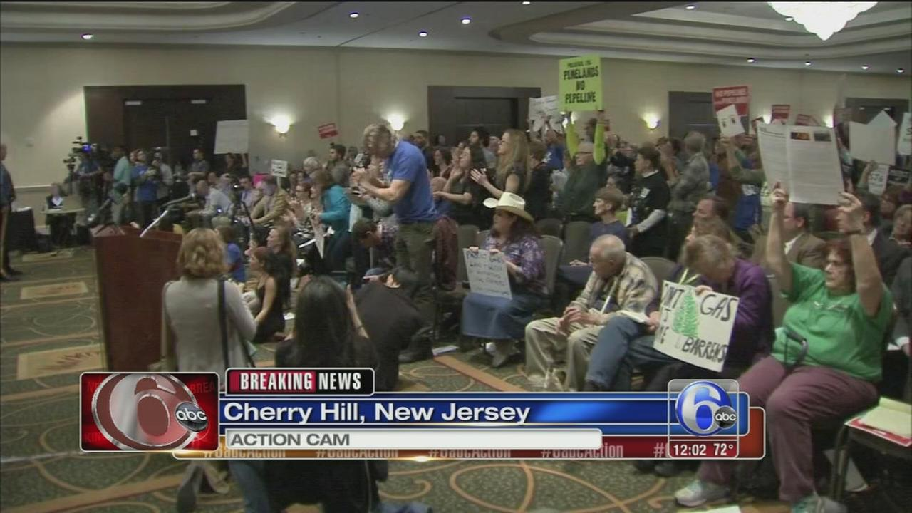 NJ Pinelands pipeline project approved