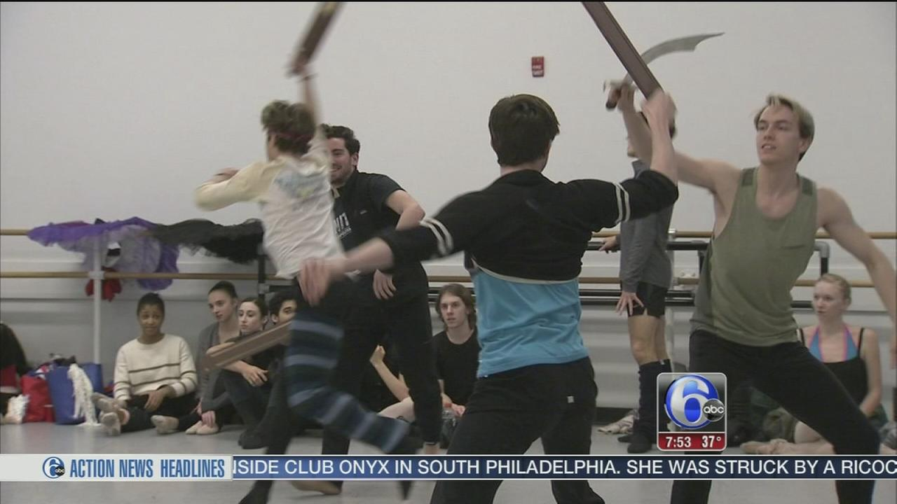 6abc Loves the Arts - Le Corsaire