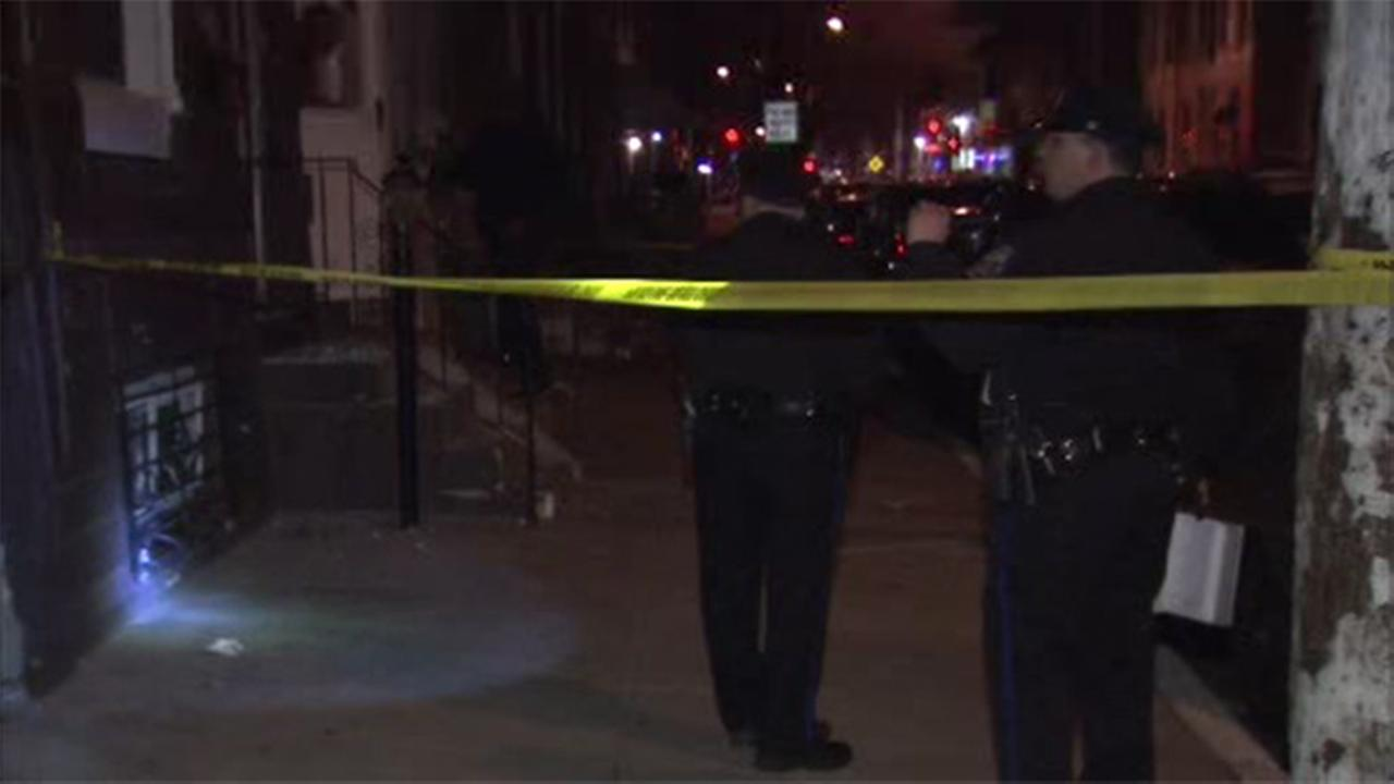 Teen shot in the arm in Strawberry Mansion