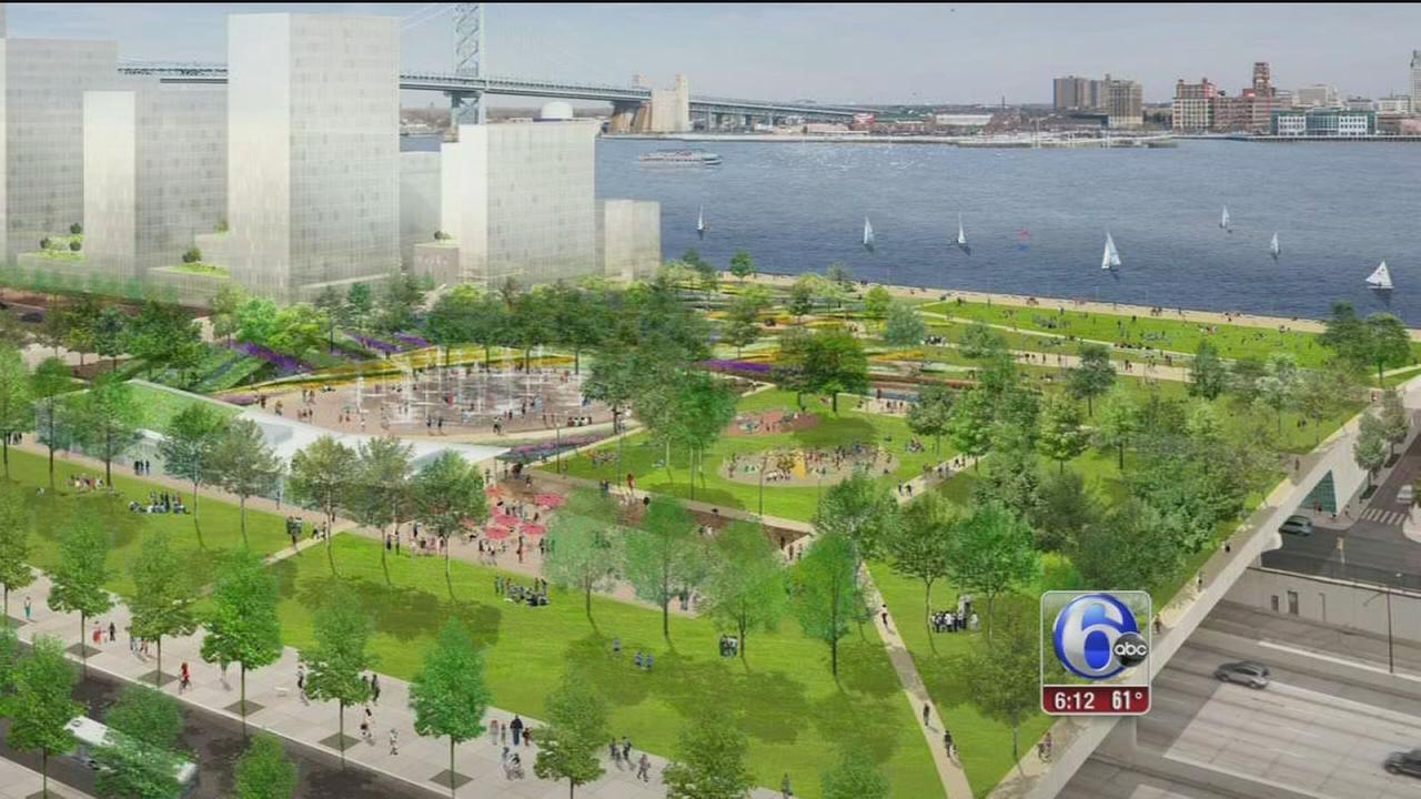 $225-million Penns Landing plan
