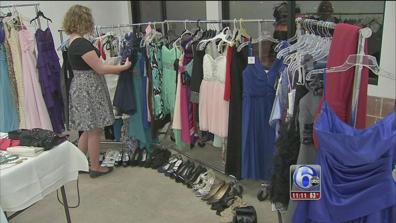 Del. teen receives overwhelming response after dress request for friend